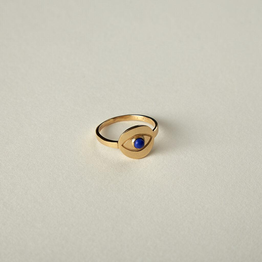 Inel Blue Eye